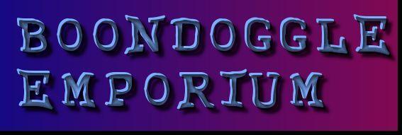 Boondoggle Emporium