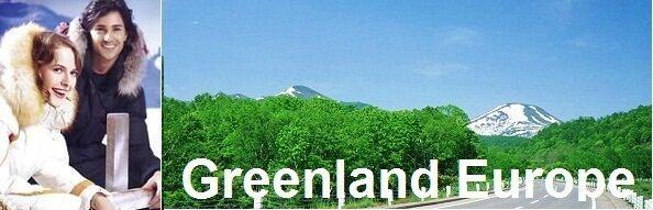 Greenland Europe