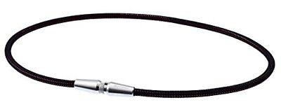 Aqua Titanium Necklace - Phiten Necklace RAKUWA neck X50 Aqua Gold Aqua Titanium 50cm New e