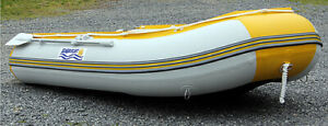 Inflatable boat or tender
