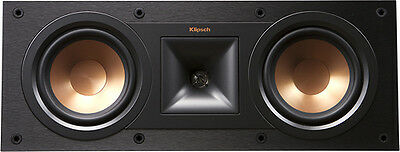 Open Box Excellent  Klipsch   Reference Dual 5 1 4  Center Channel Speaker
