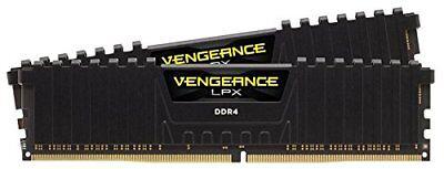 Ddr Desktop Memory Kit (Corsair Vengeance Memory Kit Desktop LPX 16GB (2x8GB) DDR4 DRAM 3000MHz C16)