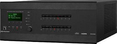 Crestron DM-MD8X8 Digital Media 8x8 HDMI Matrix Switcher DM-MD8X8 Video