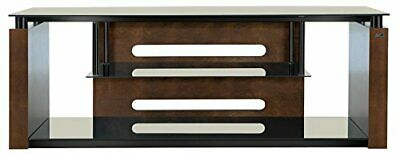 """Bell'O AVSC2155 60"""" TV Stand for TVs up to 65"""", Espresso"""