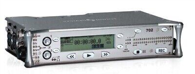 Sound Devices 702 CompactFlash Field Recorder New, Open Box B Stock