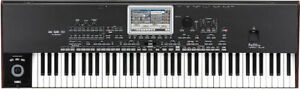 NEUF* KORG PA 3X LE 76 semi weighted RX arranger*