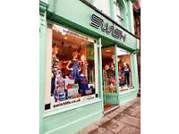 Full Time Sales Assistant at Swish, Victoria St.