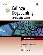 COLLEGE KEYBOARDING LESSONS: Learn Touch Typing Methods
