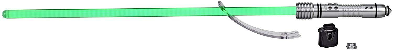 Star Wars The Black Series sabre laser 1//1 Force FX Lightsaber Kit Fisto n° 12