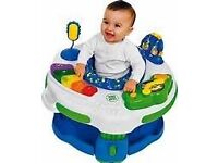 Leap frog learn and groove activity station jumperoo