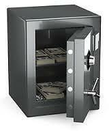 SAFE BOX COMBINATION FIRE PROOF