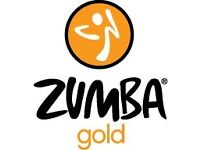 DAY TIME ZUMBA GOLD CLASS (YOUNG AT HEART) - THURSDAY AT GRENOSIDE