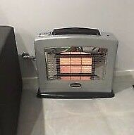 LIKE NEW 6 BURNER NATURAL GAS HEATER QUICK SALE