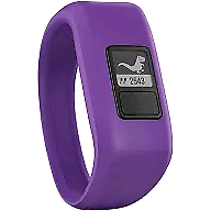 Garmin Vivofit Jr. Fitness Tracker (Purple)
