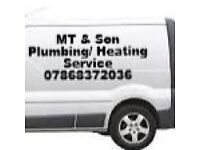 Plumber/ Plumbing & Heating Service