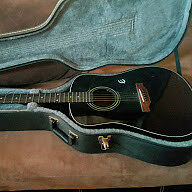 Hardly Used EPIPHONE Acoustic Guitar with case, Picks and Tuner