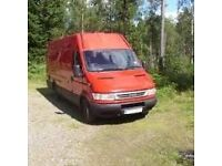 IVECO DAILY 2.3D & 2.8 D