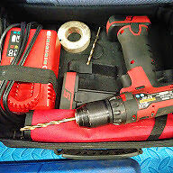 Snap-On Cordless Drill