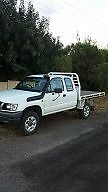 2004 Toyota Hilux Ute 4x4 diesel Sydney City Inner Sydney Preview