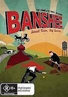 Banshee Season 1 DVD Series AU Like New Melville Melville Area Preview
