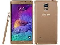 Samsung Galaxy Note 4 On All Networks (Sale Or Swap)