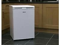 Latest Type Under Counter Fridge With Freezer Box Inside Excellent Condition Transport Is Possible