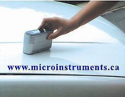 Gloss Meters Single, Dual and Triple Angle www.microinstruments.ca Professional Calibrated Instruments with Warranty