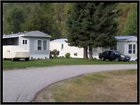 Genelle, BC - 7 Acre Mobile Home Park and House