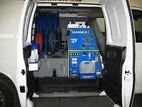 Truckmount Carpet Cleaning Special deals $89.95 House. Steam