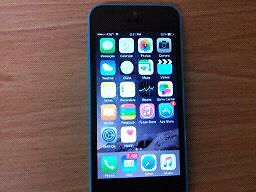 Iphone 5c (blue) Telus/Koodo