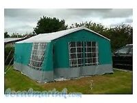 conway ascot dl trailer tent