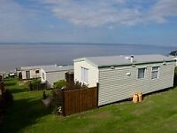 Static Holiday Caravan For Sale On Peaceful Non Letting Park Overlooking The Bristol Channel