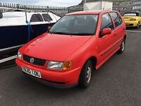 VW Polo 1.4 CL automatic. Low mileage