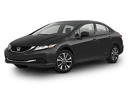 2014 Honda Civic EX Back Up Camera, Heated Seats and more!