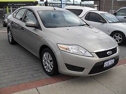2010 Ford Mondeo Hatchback FREE 1 Year National Warranty Wangara Wanneroo Area Preview