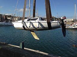 18 foot Sail Boat - Ricochet Micro