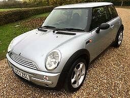 Mini One with Low Milage for sale!