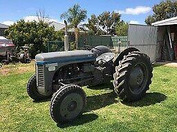Massey Ferguson TAE 20 tractor Gawler Gawler Area Preview