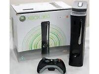 microsoft xbox 360 elite 120 gig gb games console black fifa 16 gta 5 cod call of duty black ops 3