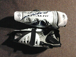 EASTON STEALTH S13 HOCKEY 15 inch, SHIN PADS