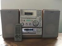 Sony CMT CP100 Micro Stereo System