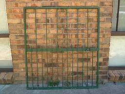 METAL SIDE GATE Queanbeyan Queanbeyan Area Preview