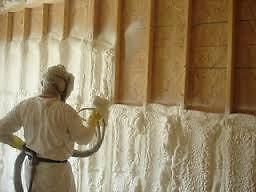 Penta Spray Foam Insulation -Open and Closed Cell
