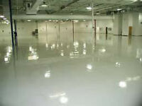 Industrial and Commercial Flooring
