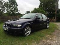 BMW 2003 E46 330d (LOW MILEAGE)
