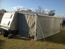 Coromal caravan with separate toilet and shower Tanah Merah Logan Area Preview