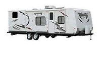 2012 Wildwood 281QBXL 28' travel trailer