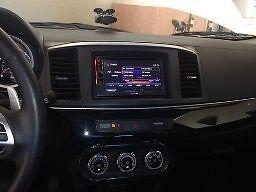 Car Stereo Radio Single Double Din Dash Kit Fits 2008-2017 Mitsubishi