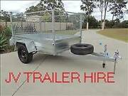 SEVERAL SIZES OF BOX TRAILERS CAR TRAILER FOR HIRE Dapto Wollongong Area Preview