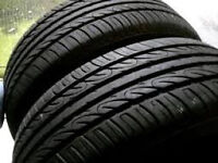 size205/50/16 new and part worn tyres.great treads,great prices